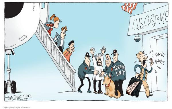 RealClearPolitics   Current Cartoon: 2014-09-25   Political Cartoons