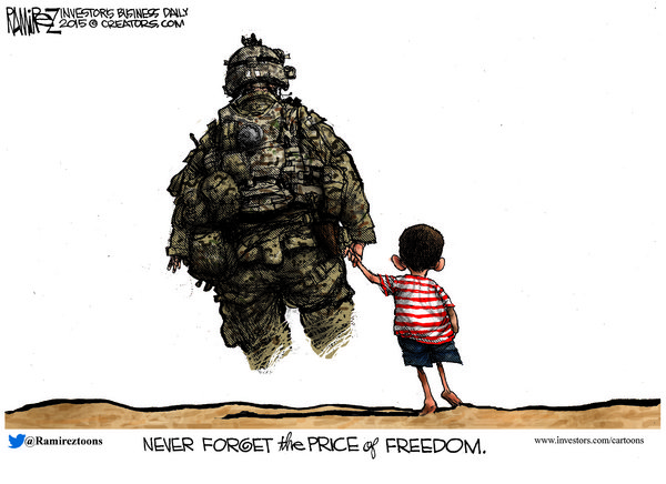 RealClearPolitics | Michael Ramirez for 05/24/2015 | Political ...
