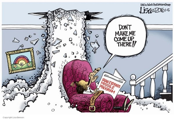 Realclearpolitics Cartoons Of The Week Current Cartoon 2016 01 05 Political Cartoons