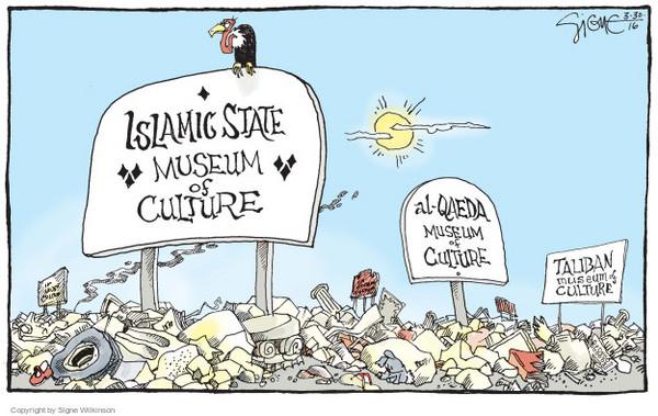 cartoons cartoons of the week 17 signe wilkinson cartoonist group 132k ...