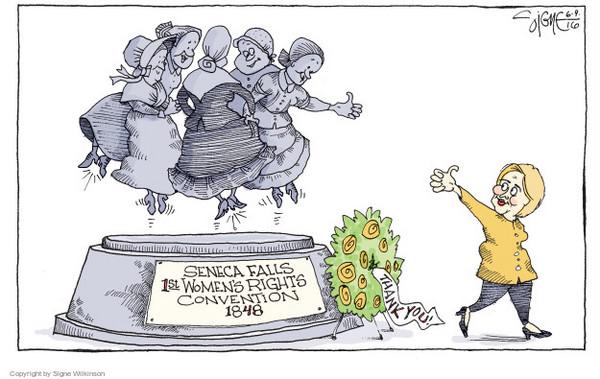 RealClearPolitics | Current Cartoon: 2016-06-09 | Political Cartoons