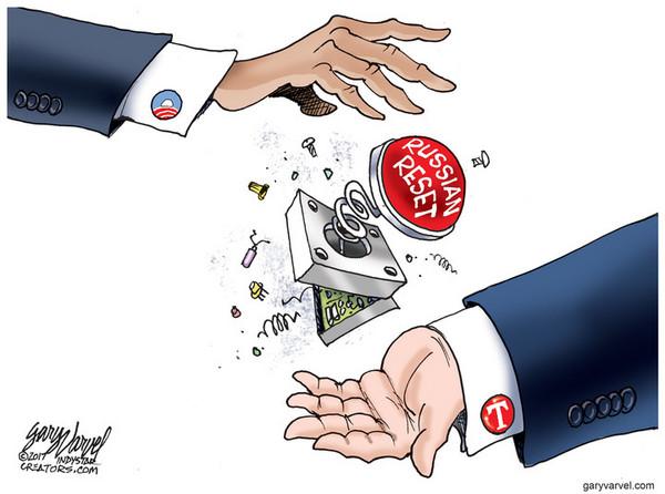 RealClearPolitics - John Deering - 01/02/2017 - Political Cartoons