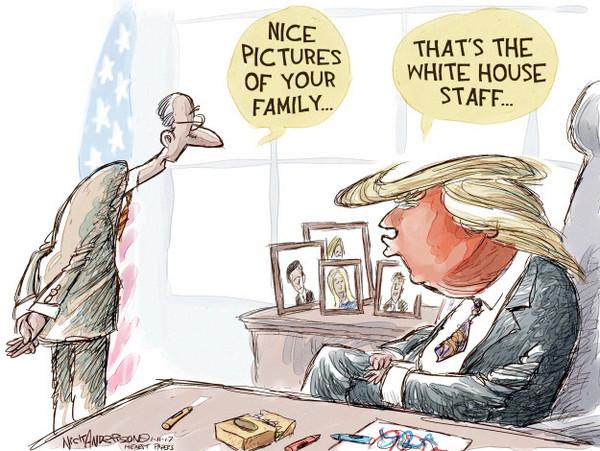 RealClearPolitics - Cartoons of the Week - Current Cartoon: 2017-01-11 ...