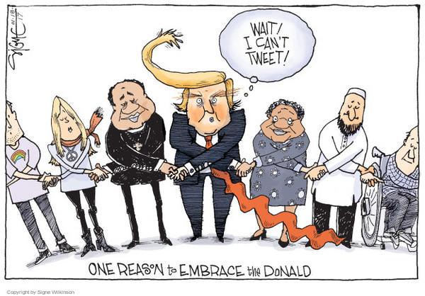 RealClearPolitics - Cartoons of the Week - Current Cartoon: 2017-01-18 ...