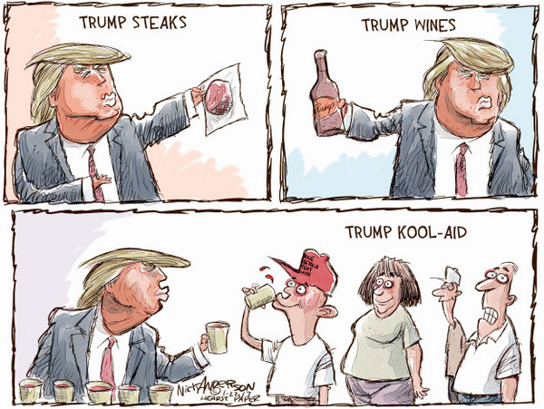 RealClearPolitics - Cartoons of the Week - Current Cartoon: 2017-01-27 ...