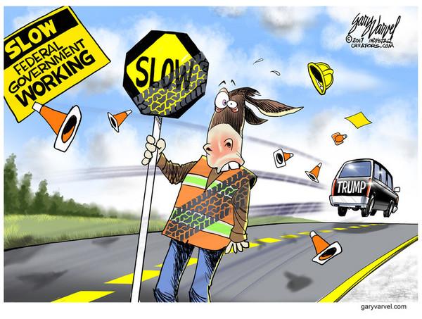 - Cartoons of the Week - Gary Varvel for Jan 30, 2017 ...