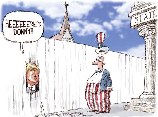 RealClearPolitics - Cartoons of the Week - Current Cartoon: 2017-02-03 ...