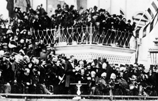 abraham lincoln s second inaugural address On saturday march 4, 1865, president abraham lincoln was inaugurated and began his second term as president his address to the audience of thousands of spectators was brief, one of the shortest inaugural addresses on record.