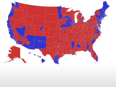 Map Of Us Senators.Realclearpolitics Live Opinion News Analysis Video And Polls