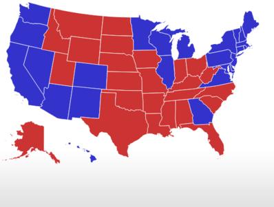 СТИВ ПЕЧЕНЕК: ЧРЕЗВЫЧАЙНО ВАЖНО - ТРАМП СПЛАНИРОВАЛ ВСЕ ЭТО ДЕЛО - ОН ВЫИГРАЛ ВЫБОРЫ! Live_map_president_thumb