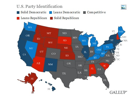 Gallup Party Identification July 2010.jpg