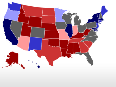 RCP Map on 10/14/2012