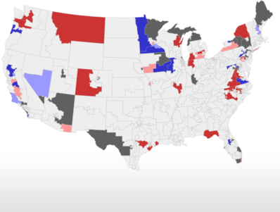 RealClearPolitics - 2016 Election Maps - Battle for the House 2016