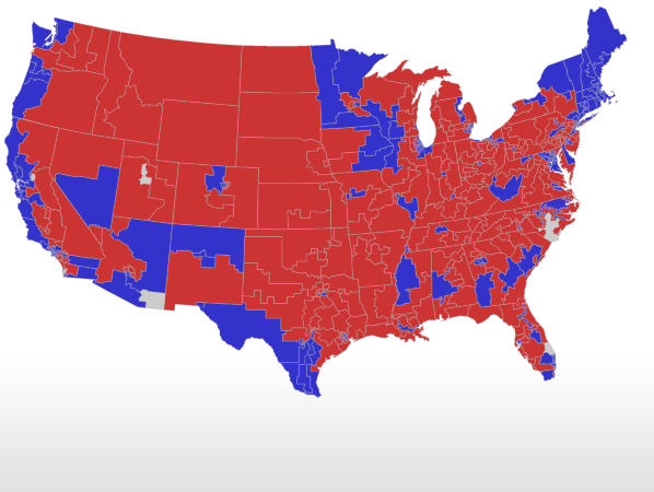 RealClearPolitics - 2012 Election Maps - Battle for the House