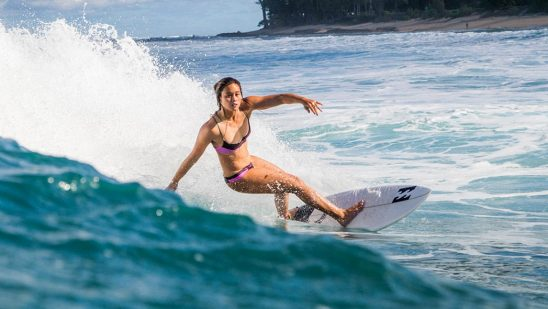 Top Women Surfers On Hottest Waves To Tackle This Fall And Winter