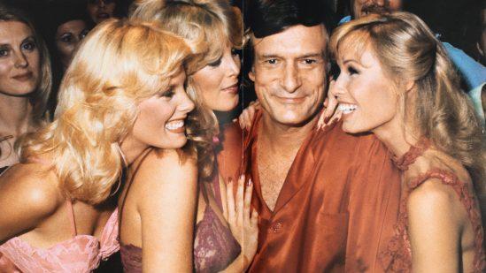 History Of Playboy Via Hugh Hefner S Personal Sbook