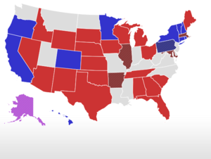 RealClearPolitics Election General Election Cruz Vs Clinton - Us election results live map