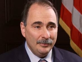 Axelrod Defends Rollout of Bailout