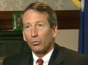 SC Gov. Sanford: Stimulus An End To
